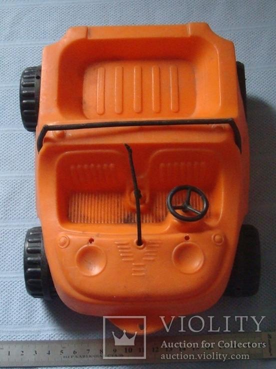 Игрушка машина СССР, фото №2