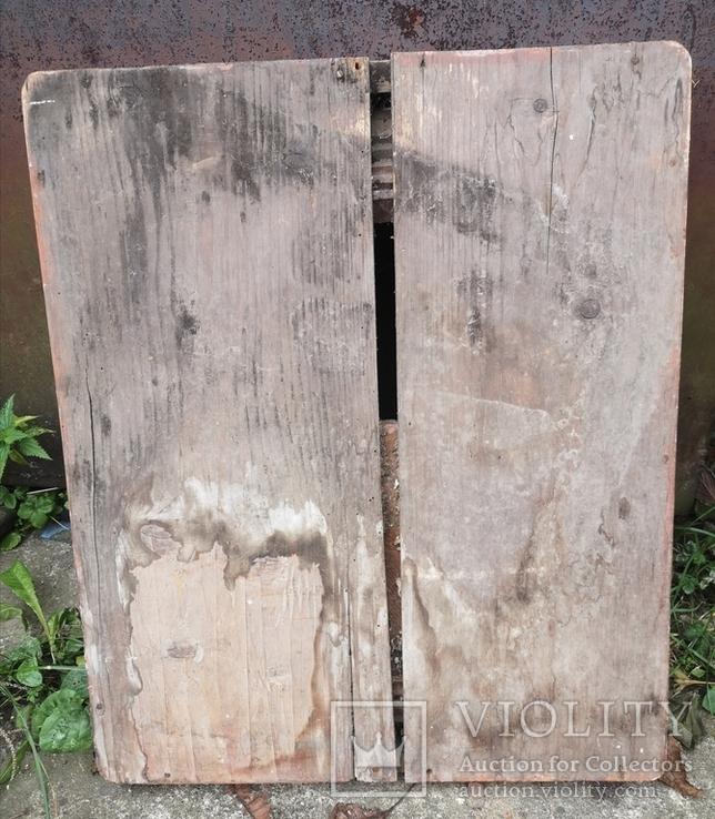 Богородиця в кіоті 50х60см, фото №3