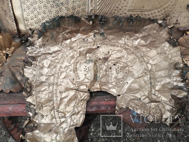 Богородиця в кіоті 50х60см, фото №7