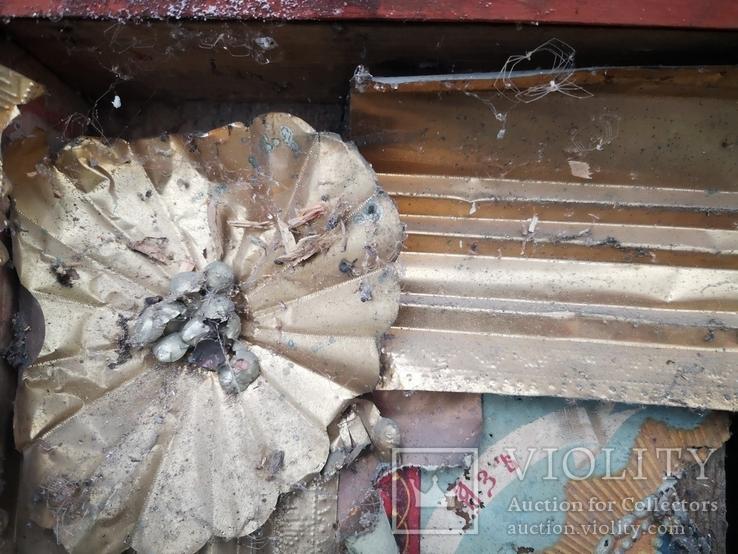 Богородиця в кіоті 50х60см, фото №8