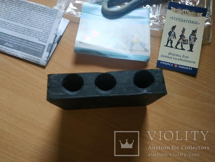 Форма для отливки оловянных солдатиков, фото №4