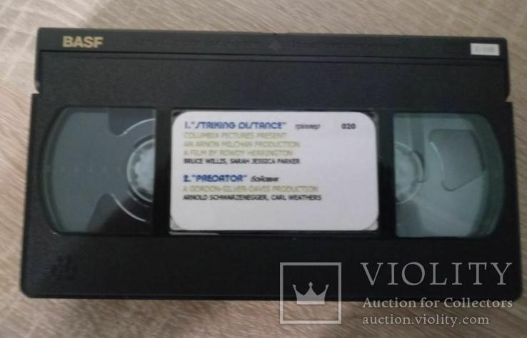 Відеокасета BASF E-195 Copy Master., фото №3
