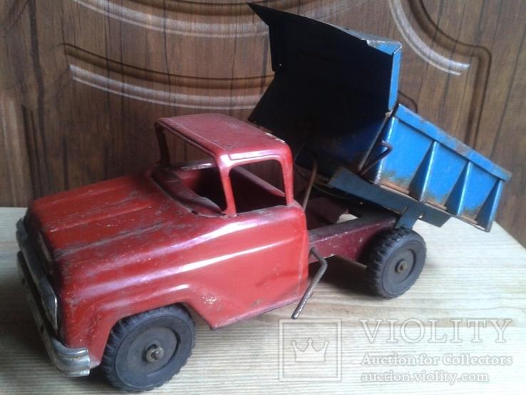 Автомобиль жестяной 1967 года, фото №9