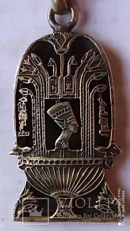 Брелок ( серебро), фото №8