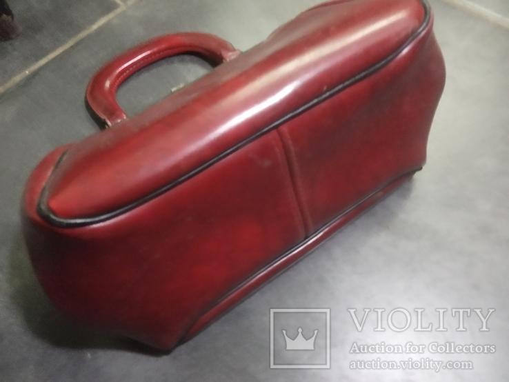 Винтажная женская сумочка СССР, фото №4