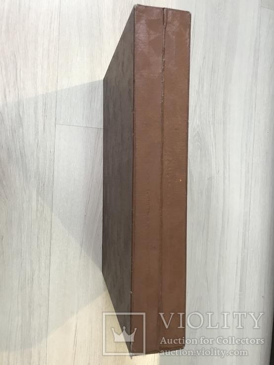 Футляр для столовых принадлежностей ( р-р 33х24х5,5см) б/у, фото №6