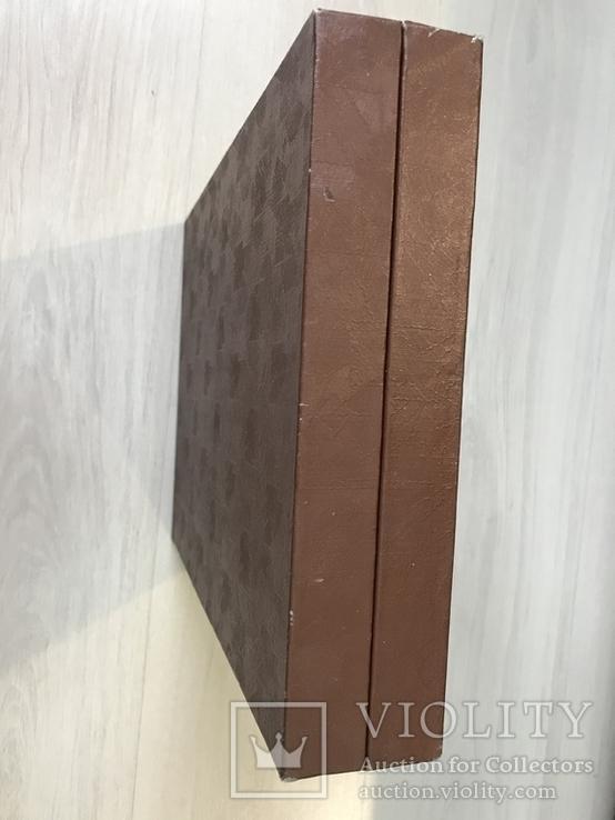 Футляр для столовых принадлежностей ( р-р 33х24х5,5см) б/у, фото №8