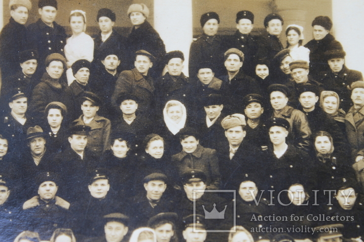 Фото санаторий ЦКЖД №1 Крым, Евпатория 1949 год, фото №5