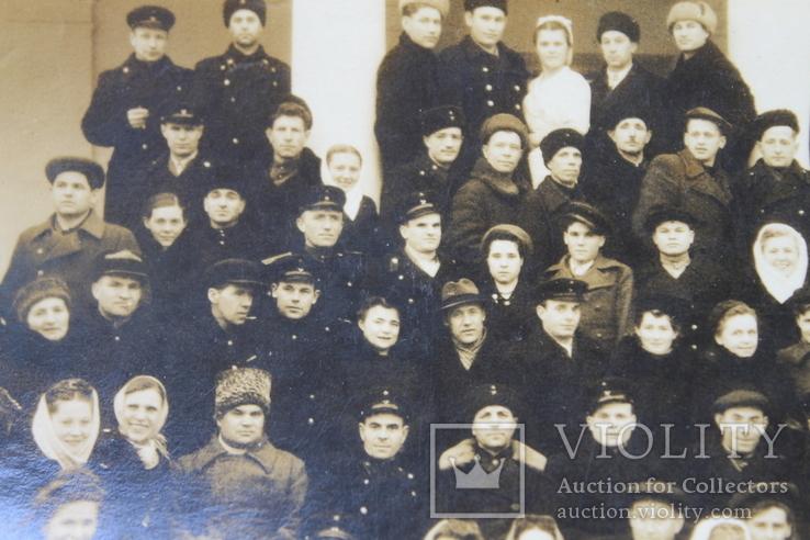 Фото санаторий ЦКЖД №1 Крым, Евпатория 1949 год, фото №6