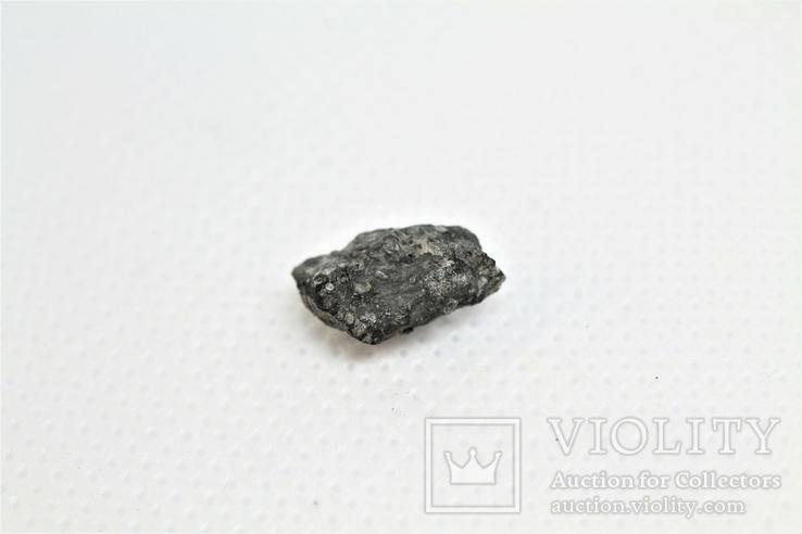 Метеорит Allende, 0,6 грам, із сертифікатом автентичності, фото №8