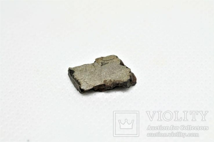 Залізний метеорит Uruacy, 3.1 г, із сертифікатом автентичності, фото №3