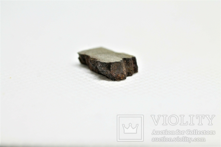 Залізний метеорит Uruacy, 3.1 г, із сертифікатом автентичності, фото №5