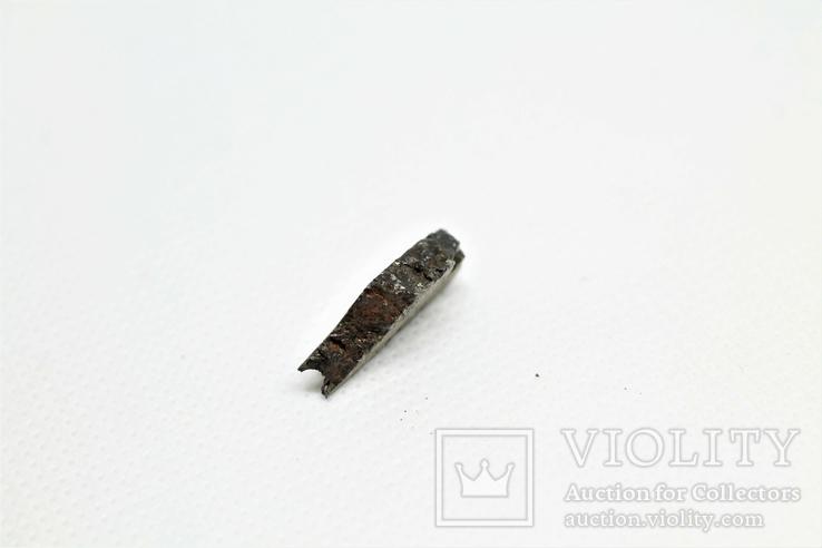 Залізний метеорит Uruacy, 4.02 г, із сертифікатом автентичності, фото №11