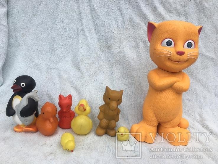Пластмассовые игрушки, фото №2