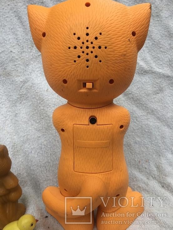 Пластмассовые игрушки, фото №7