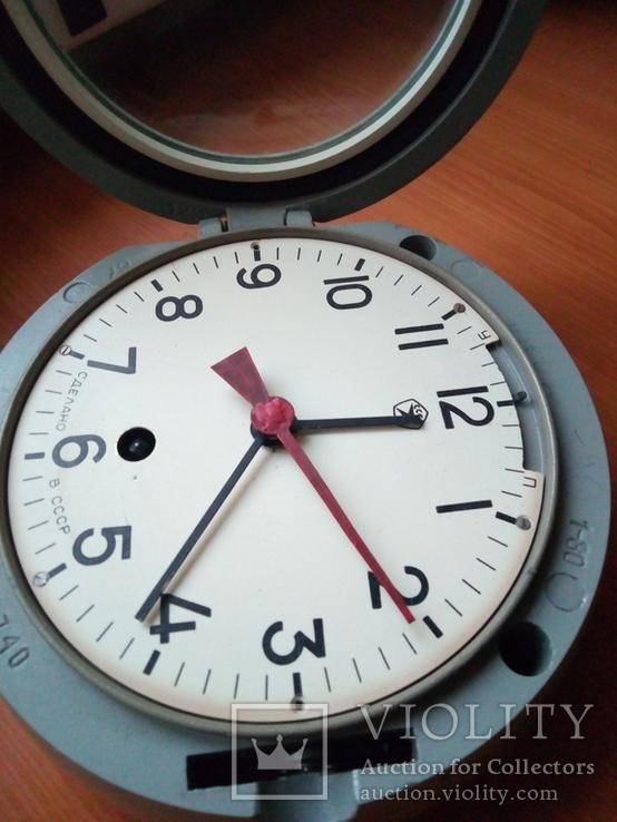 Каютные часы, 1 квартал 1980 года, фото №7