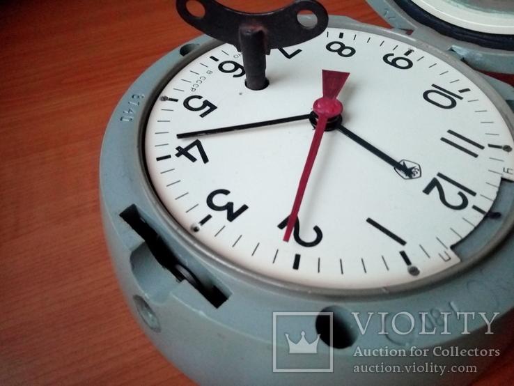 Каютные часы, 1 квартал 1980 года, фото №2