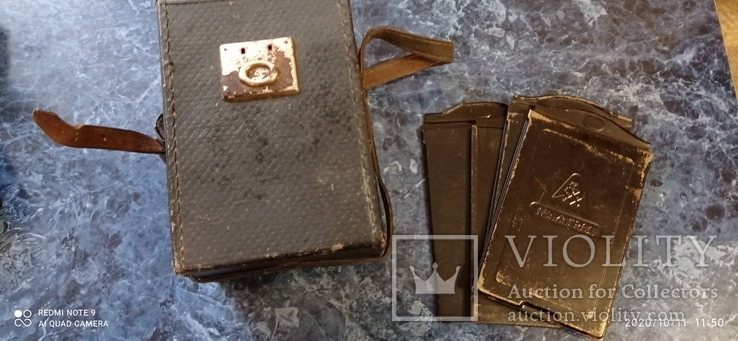 Кейс с касетами для фотоаппарата Фотокор, фото №2