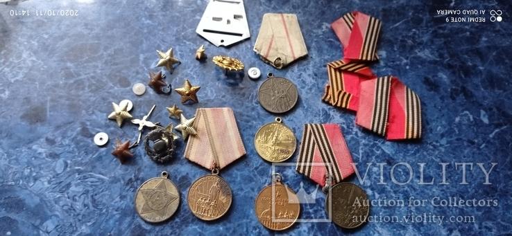 Лот к медалям, фото №3