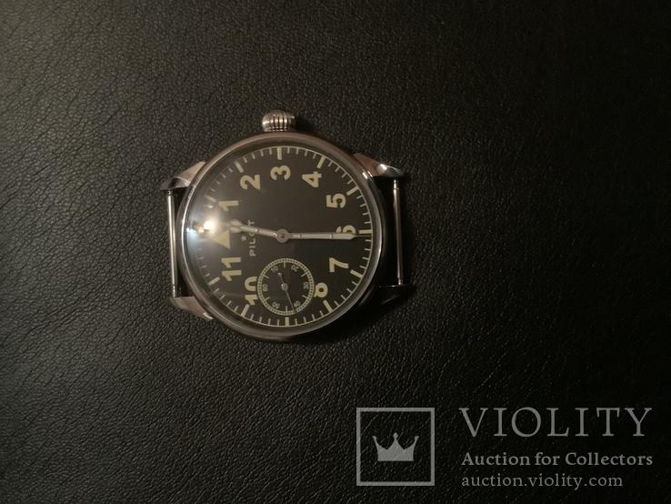 Часы наручные «Молния» (Пилот), фото №3