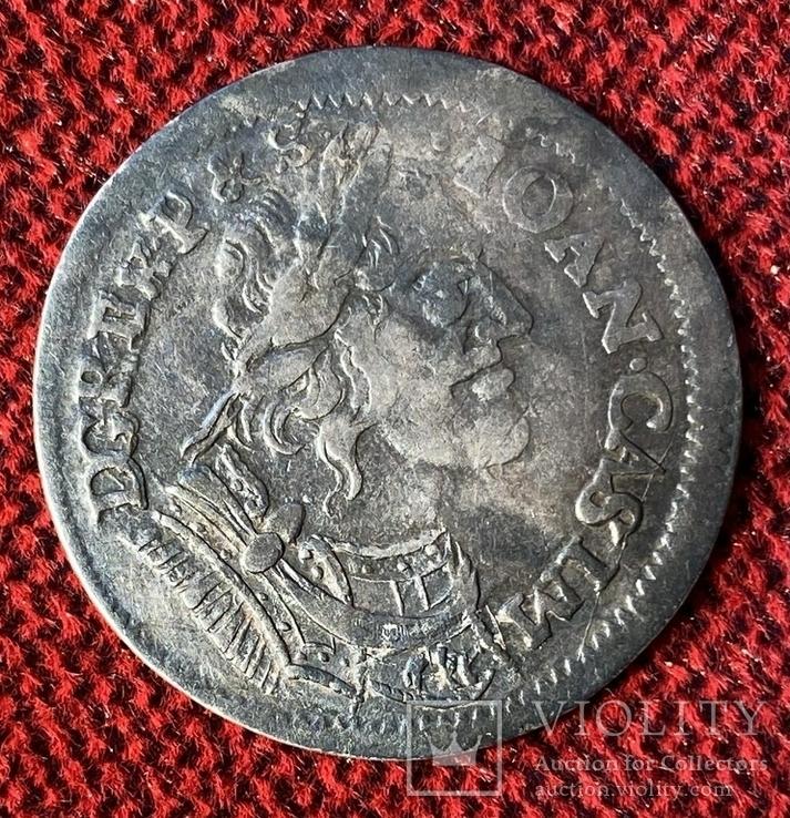 Орт Ян Казимир 1651, фото №2