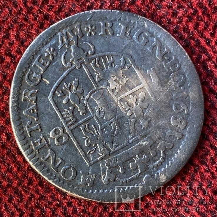 Орт Ян Казимир 1651, фото №10