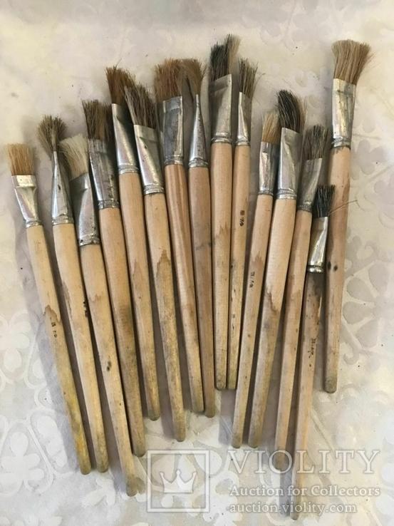 Кисти для рисования, фото №8