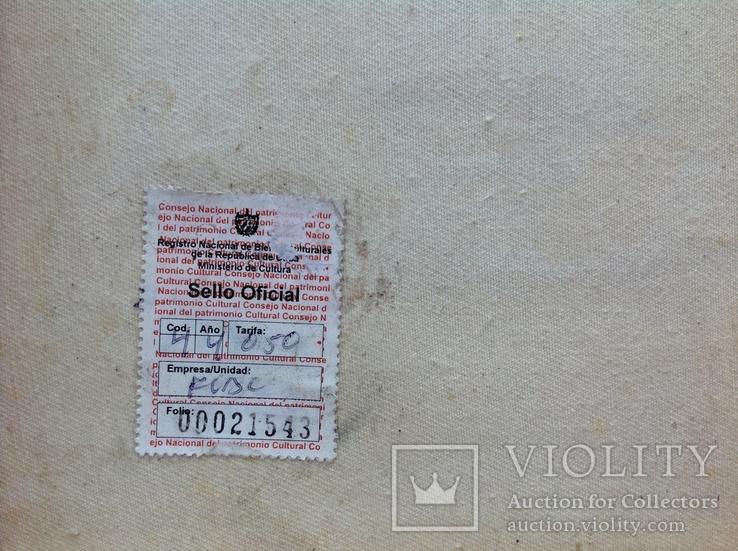 2004  Te lo regalo. N.Benitez. Куба. 30x20, фото №10