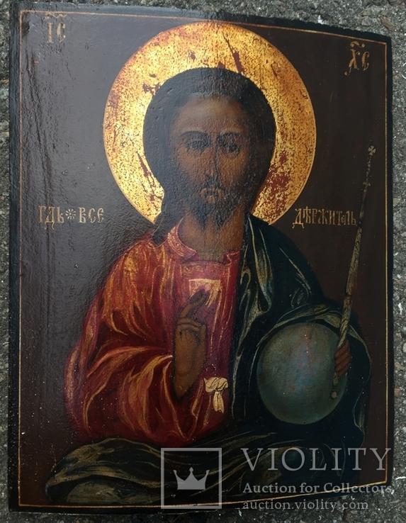Икона Спас Вседержитель, фото №2