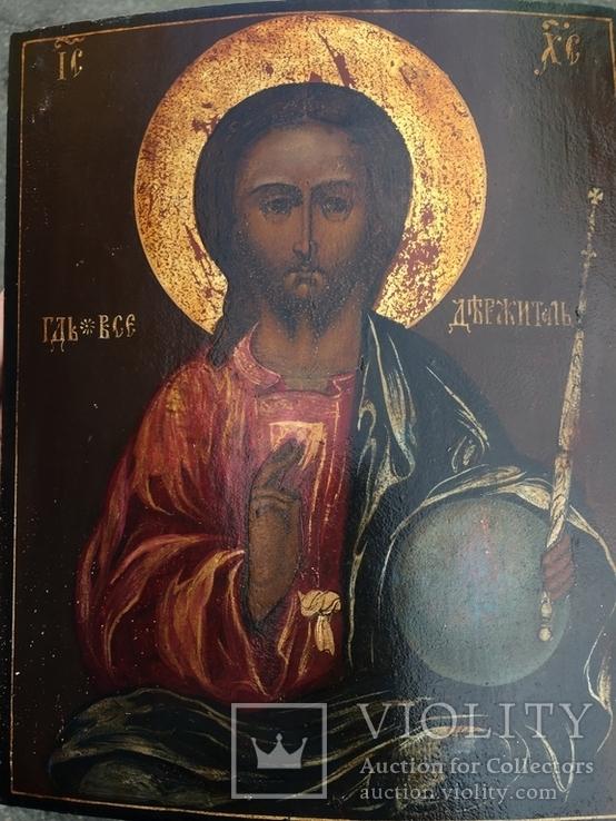 Икона Спас Вседержитель, фото №7