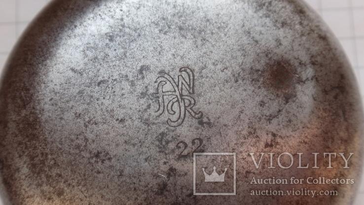 Защитный чехол для карманных часов с инициалами, фото №4