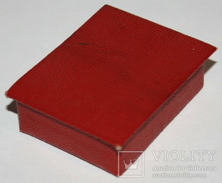 Коробка для знака,значка,награды Польши (до 1980 г.), фото №2