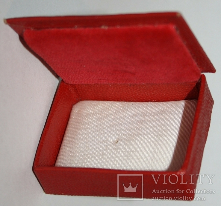 Коробка для знака,значка,награды Польши (до 1980 г.), фото №3