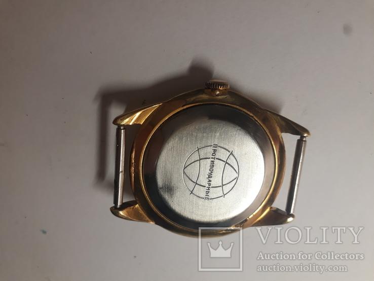 Часы наручные механические Ракета  АU 20., фото №6