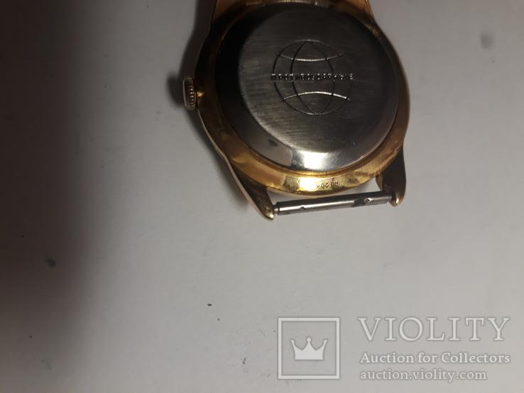 Часы наручные механические Ракета  АU 20., фото №7