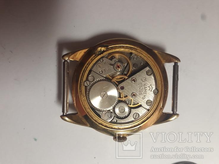 Часы наручные механические Ракета  АU 20., фото №8