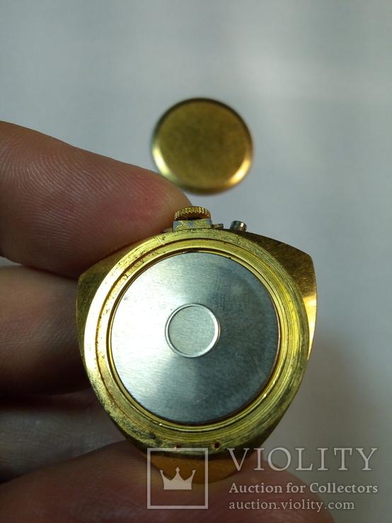 Часы кулон заря ay5, фото №10