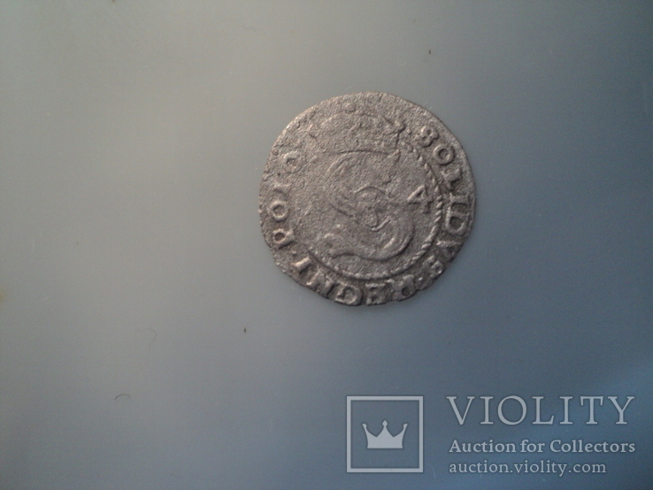 Солид 1613 Сигизмунд III. г. Быдгощь, фото №2
