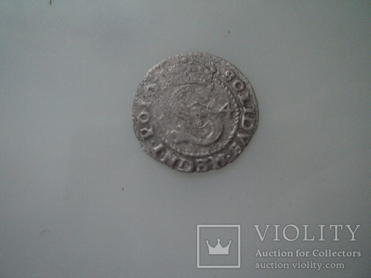 Солид 1613 Сигизмунд III. г. Быдгощь, фото №3