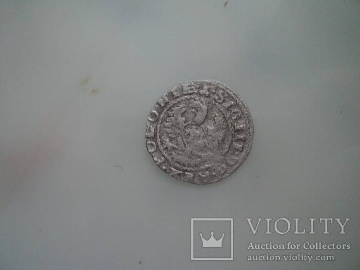 Солид 1613 Сигизмунд III. г. Быдгощь, фото №4