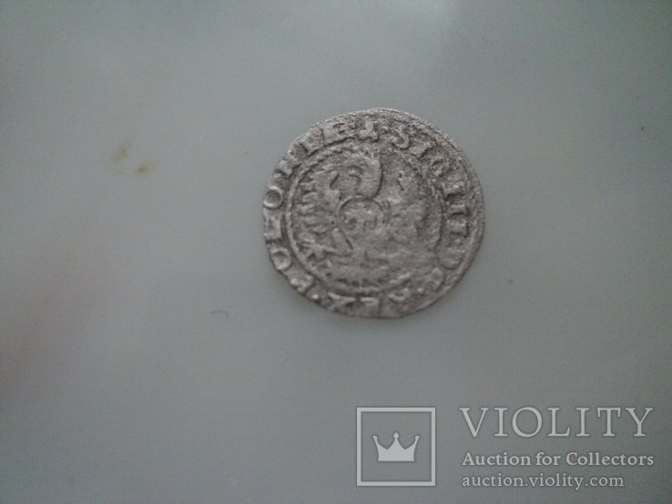 Солид 1613 Сигизмунд III. г. Быдгощь, фото №5