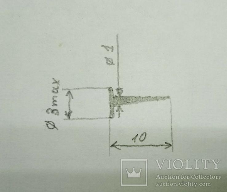 414 гвозди обувные СССР, 10мм, 1000шт., фото №4