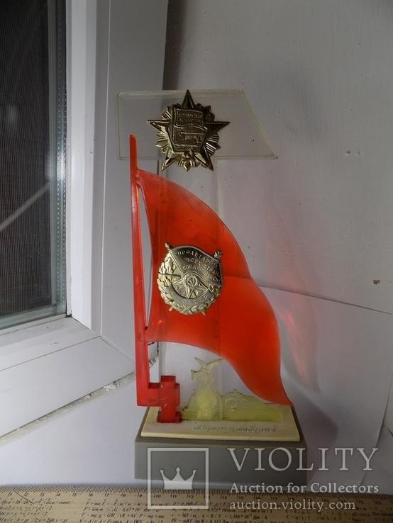 Настольный сувенир Ворошиловоград, фото №2