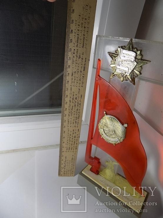 Настольный сувенир Ворошиловоград, фото №5