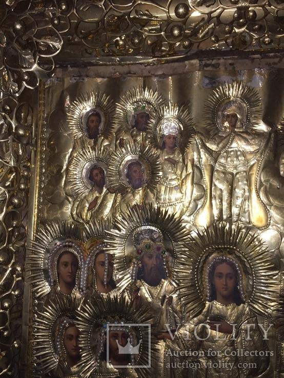 Икона Покрова Пресвятой Богородицы, фото №6