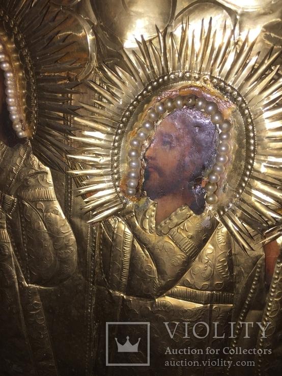 Икона Покрова Пресвятой Богородицы, фото №10