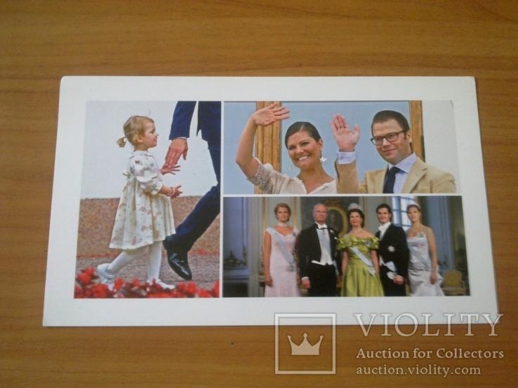Королевская семья Швеция, фото №2