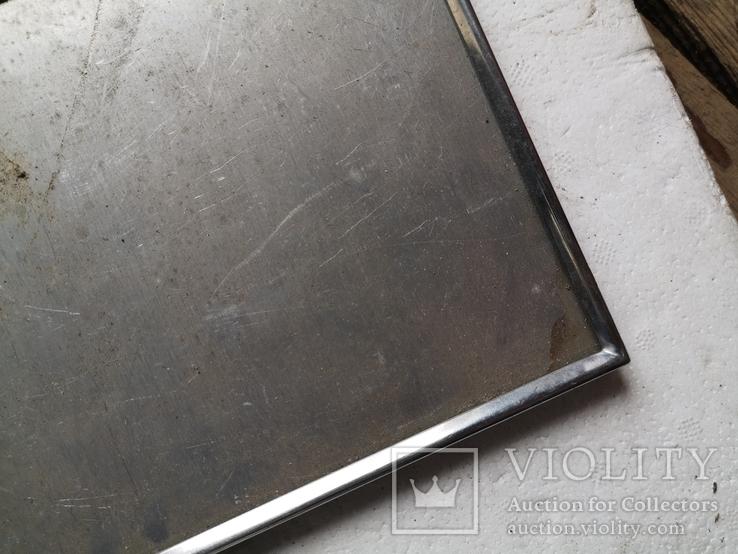 Металлическая табличка на двери, фото №7