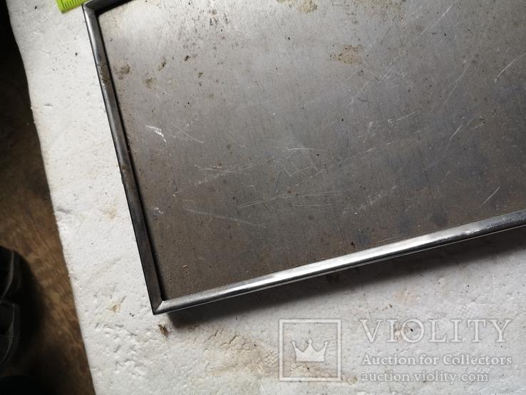Металлическая табличка на двери, фото №8