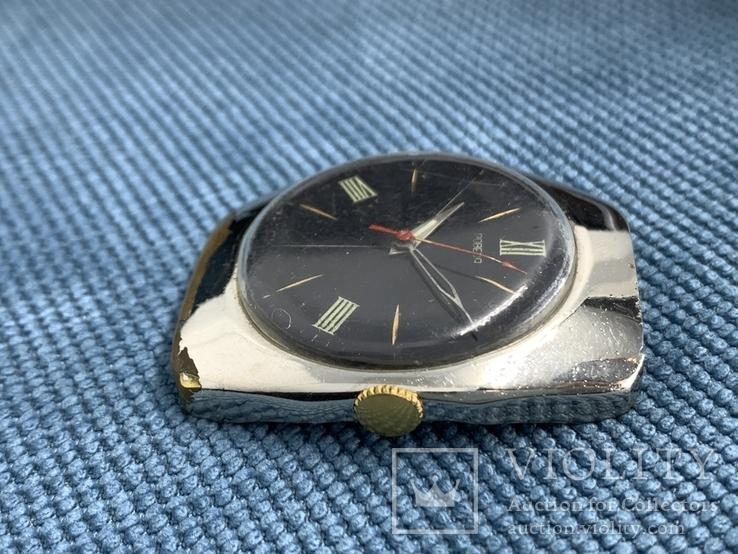 Часы Победа Au Корпус Белый, фото №5